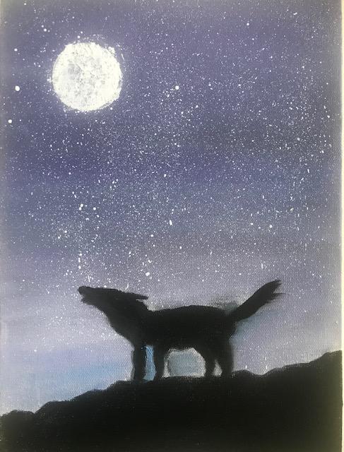 Lua e Lobo maio2020