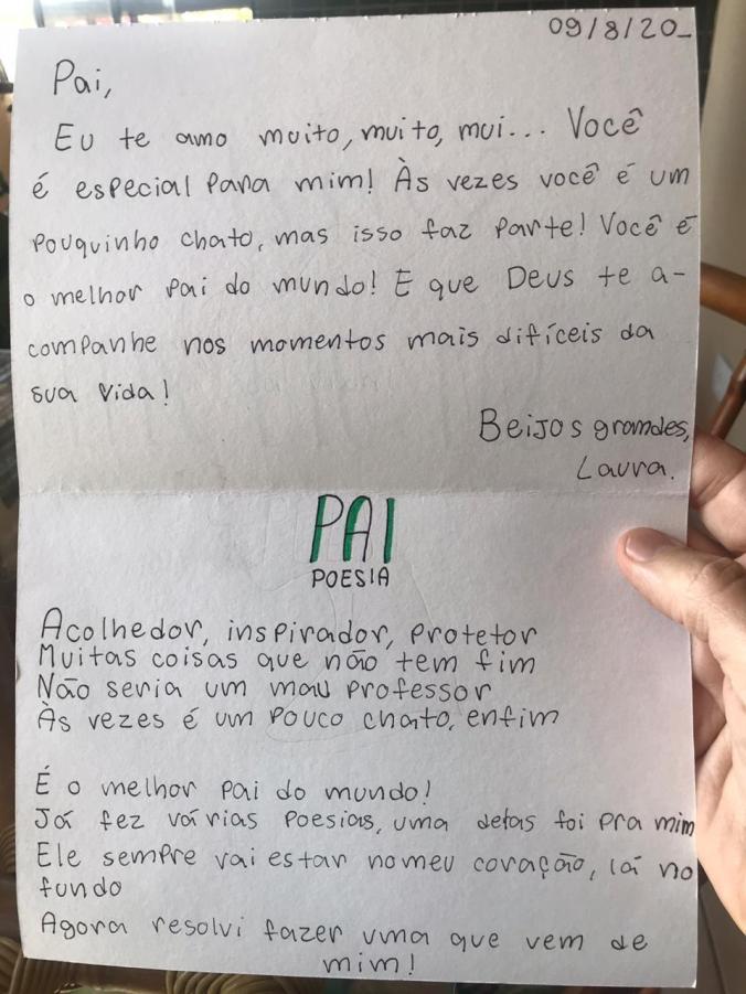 Dias dos Pais Poesia Francesca 2020-08-09